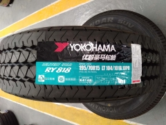横滨/优科豪马195/70R15C RY818