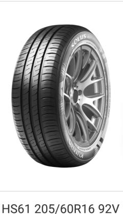 锦湖轮胎205/60R16 HS61 92V