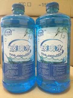 卡露曼玻璃水0℃ 2L 8瓶装