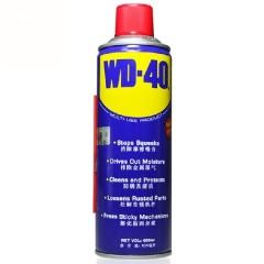 WD-40除湿防锈润滑剂350ML     24*350ML