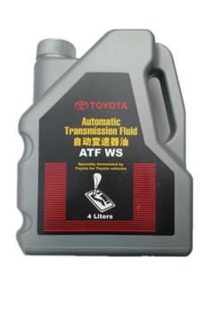 丰田专用自动变速箱油 ATF WS 4L