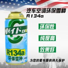 车仆R134a环保雪种车用冷媒汽车空调制冷剂无氟利昂r221件30瓶 整箱发货