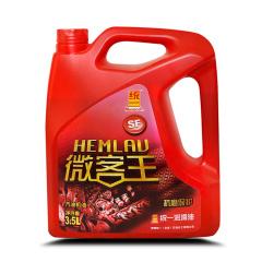 统一润滑油 微克王 SF/15W-40 3.5L(6桶/箱)
