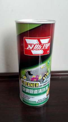 卫斯理空调管道清洗剂450g*24p瓶/箱