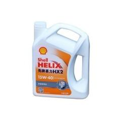 壳牌 白壳HX2  矿物质机油 15W-40  SG   3.5L*4