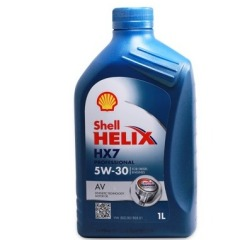 壳牌 蓝壳HX7 全合成机油 5W-30 SP 1L*12