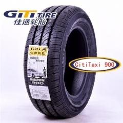 佳通轮胎165/70R13 900耐磨性