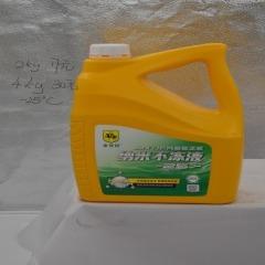 康普顿防冻液荧光绿4kg   6桶/件 国标