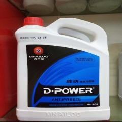 美奈龙防冻液红色4kg 6桶/件国标 桶