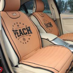 纽锐特厂家时尚坐垫peach系列 卡其色
