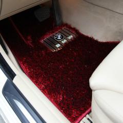 纽锐特地毯式金丝绒专车专用脚垫 紫色(备注车型年代型号)