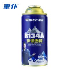 车仆R134 冷媒 环保雪种 250克/瓶  30瓶/件