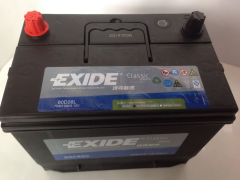 埃克赛德蓄电池80D26L70A适配丰田系列马自达系列起亚系列等汽车电瓶