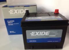 埃克赛德蓄电瓶86-61055A适配道奇系列雪佛兰系列等汽车电瓶