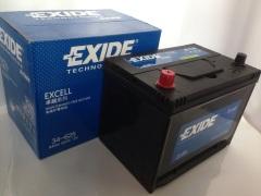 埃克赛德蓄电池34-5565A适配君越牧马人大捷龙等汽车电瓶