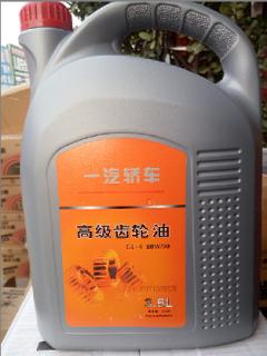 一汽大众齿轮油 每桶3.5L   每箱6桶