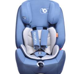 贝维尔汽车儿童安全座椅 ISOFIX LATCH接口 安全带单独固定9m-12y 2