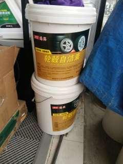 轮毂自洁素轮毂清洗剂20升大桶