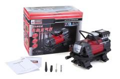 非常爱车1380S车载汽车打气泵 大功率多功能充气泵