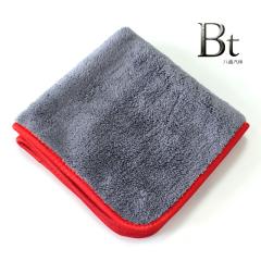 AUTOFOX超细纤维珊瑚绒缎子包边擦车巾