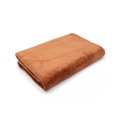 洗车大毛巾60*160CM 棕色
