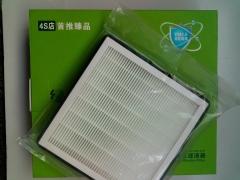PM2.5净化空调滤清器;荣威RX5
