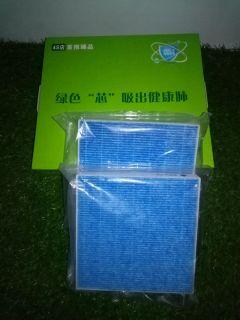 PM2.5净化空调滤清器;宝马X3,X4