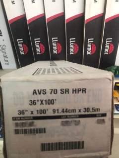 龙膜顶级前档 AVS 70 (赢领70)长版 单米价格810 整卷30米 批发价