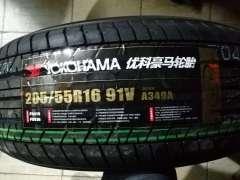 205/55r16优科豪马轮胎
