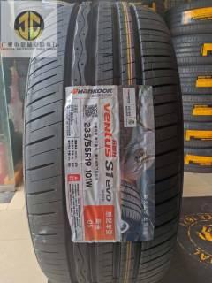 韩泰235/55R19 101W K107A  奥迪Q5配套 正品行货