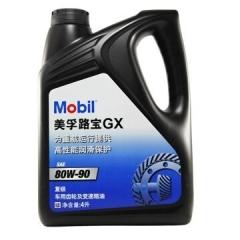 美孚 路宝齿轮油 GL-4 80W-90 4L (6桶*箱)