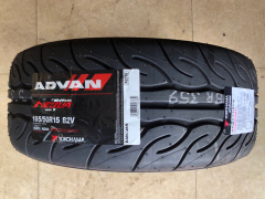 优科豪马横滨轮胎 195/50R15 AD08R 82V高性能 操控 ad08