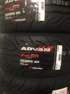 优科豪马横滨轮胎 195/55R15 AD08R 85V高性能 操控 ad08