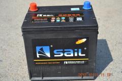 风帆55D23免维护蓄电池