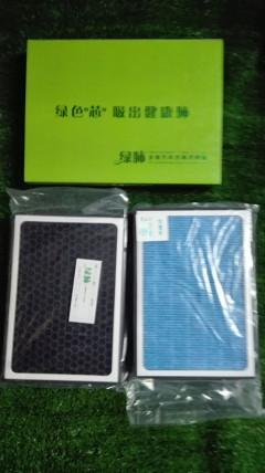 绿肺雾霾滤清器(LF-BZ-030-T)
