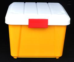 储物箱400 黑色、枫叶红、柠檬黄、 黑色、枫叶红、柠檬黄、