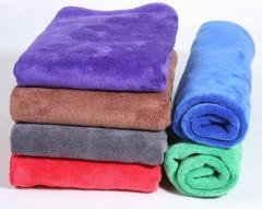 加厚磨毛毛巾