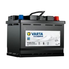 瓦尔塔/VARTA 蓄电池 蓝标 45A (适配大众科鲁兹速腾宝来朗逸迈腾途观)