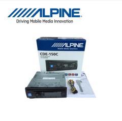 阿尔派alpine CDE-150C 汽车音响车载CD机播放器USB主机MP3