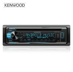 建伍KDC-110U车载CD机播放机 汽车音响收音机支持WAV FLAC无损汽车CD主机