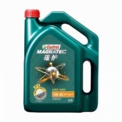嘉实多润滑油 磁护 SN/5W-40 4L(6桶/箱)