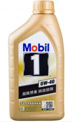美孚润滑油 金装1号 SN/0W-40 1L