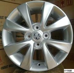 名爵轮毂 15寸铝合金轮毂 原车款