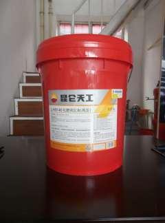 昆仑天工L-HM46高压抗磨液压油16kg