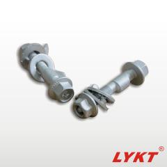 四轮定位偏心螺丝螺栓 14mm(洛阳凯涛)