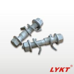 四轮定位仪配件偏心螺丝螺栓15mm(洛阳凯涛)