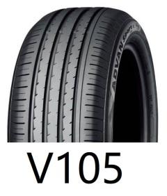 横滨优科豪马285/35R18 V105奔驰GLS配套