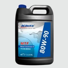 ACDeKo润滑油  手动变速箱油AIP MTF  80W-90  3.5L (6桶/箱)