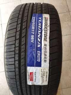 普利司通轮胎225/50R17    ER370