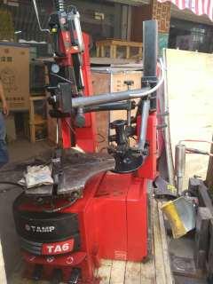 大力汽保  TAMP 泰姆 TA6 扒胎机,八成新,原价19000
